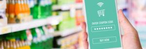 achat dans les supermarchés en ligne