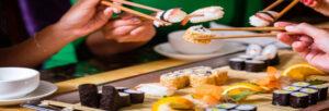 goûter de vrais sushi à Paris