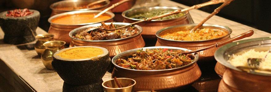 La cuisine réunionnaise sur le continent