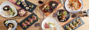 plans de cuisine japonaise à Nîmes