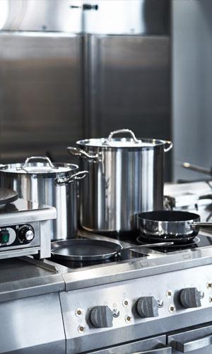 matériel de cuisine